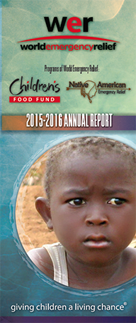 2013 World Emergency Relief annual report